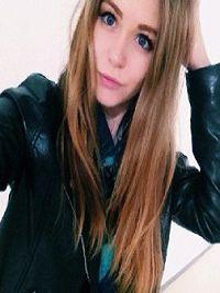 Dziewczyna Nadine Glinojeck