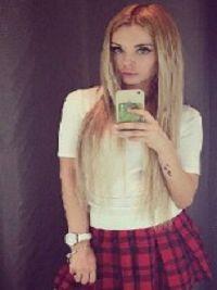 Dziewczyna Dina Skwierzyna