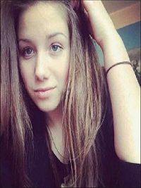 Dziewczyna Anna Orzysz